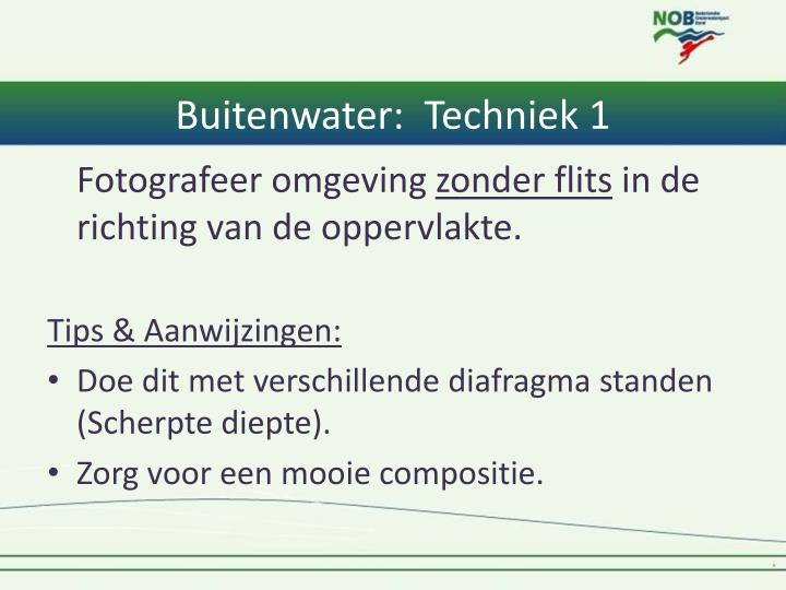 Buitenwater