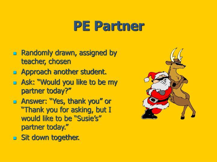 PE Partner