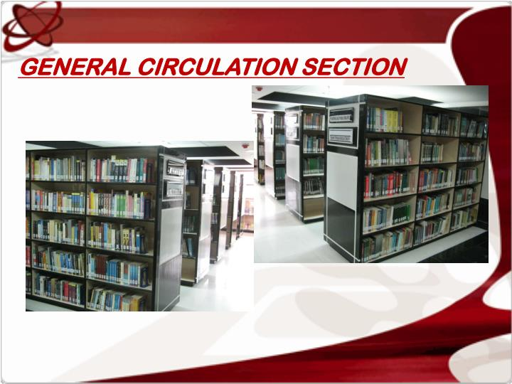GENERAL CIRCULATION SECTION