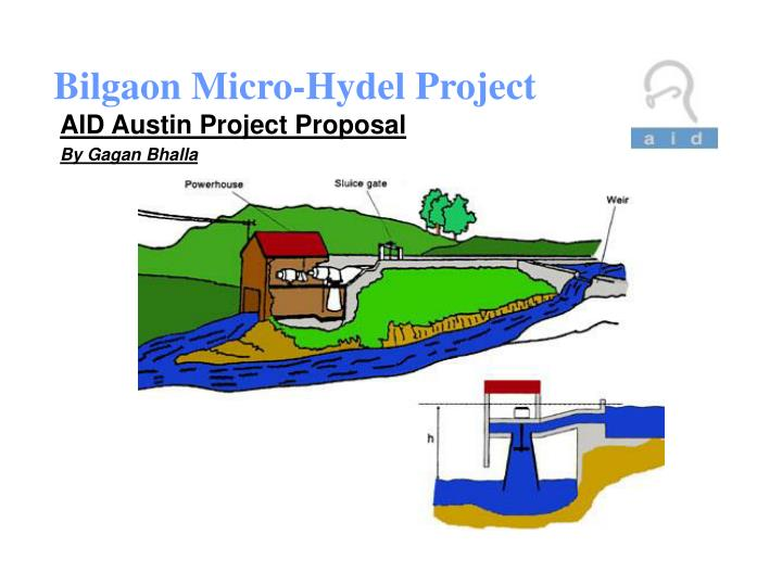Bilgaon micro hydel project