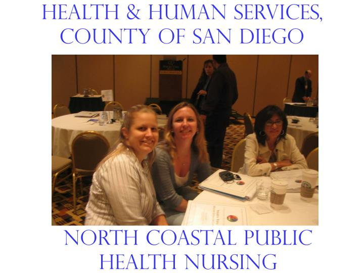 Health & Human Services, county of san diego
