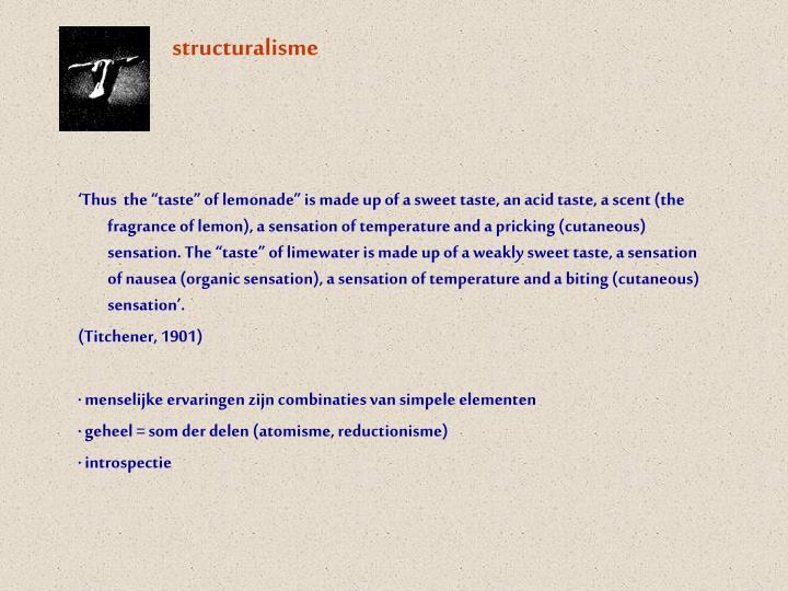 structuralisme