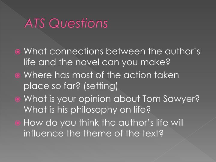 ATS Questions