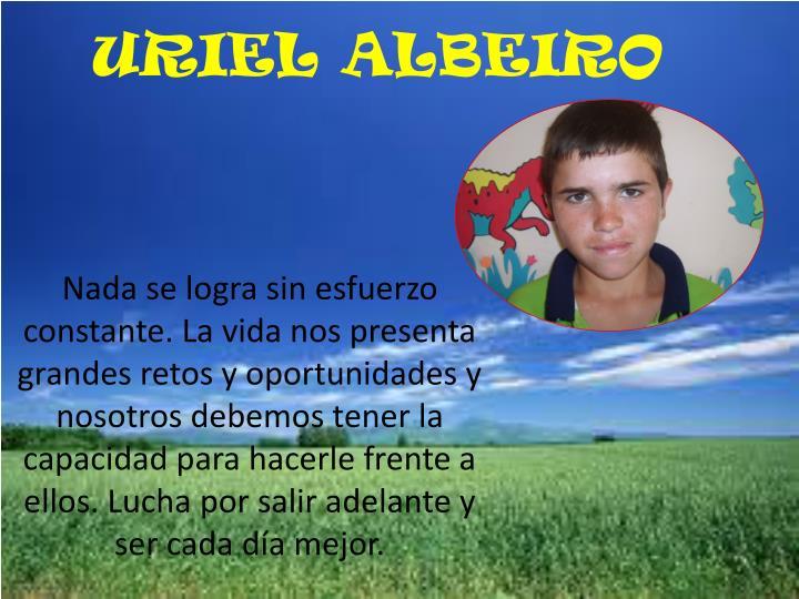 URIEL ALBEIRO