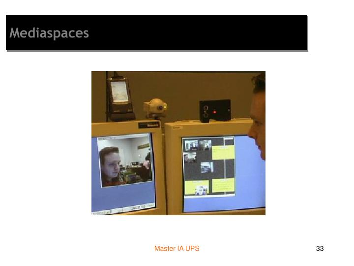 Mediaspaces