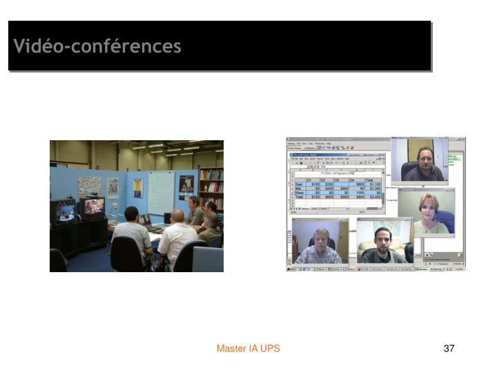 Vidéo-conférences