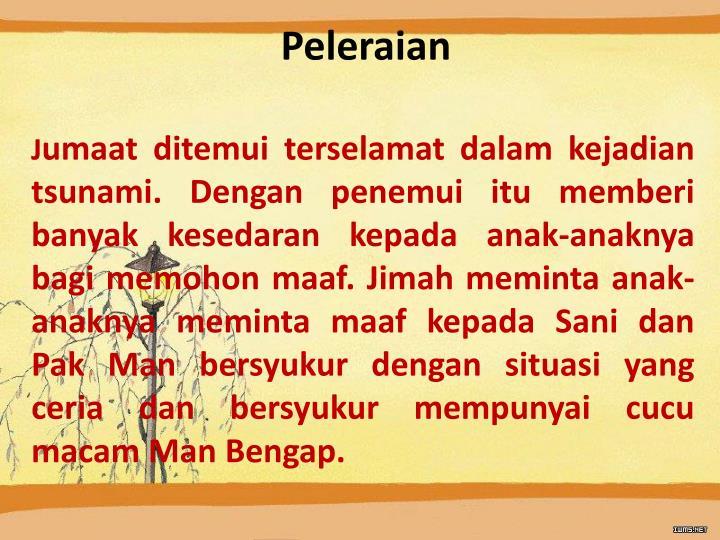 Peleraian
