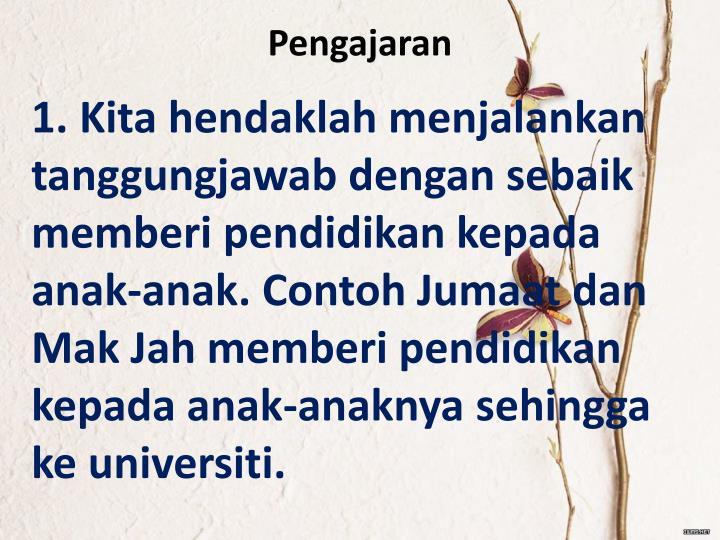Pengajaran