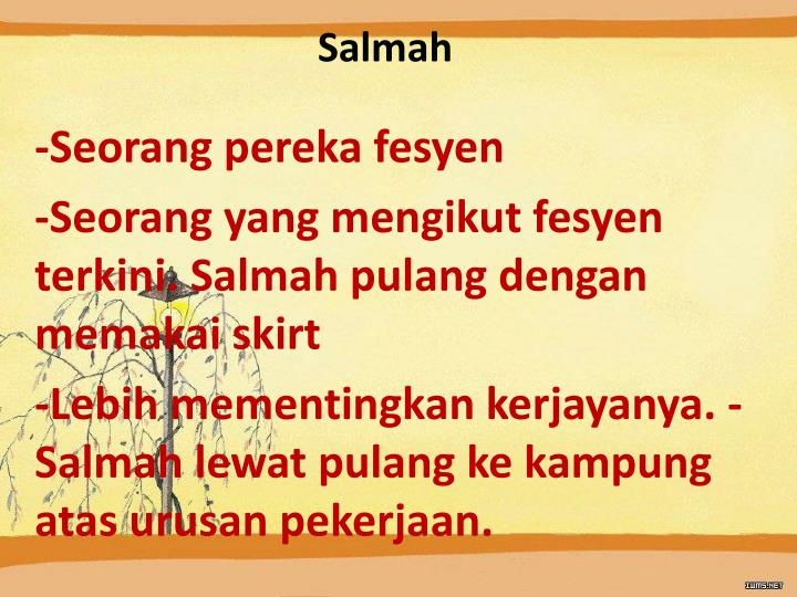 Salmah