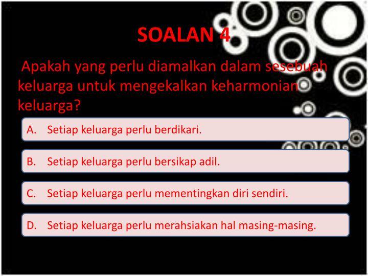 SOALAN 4