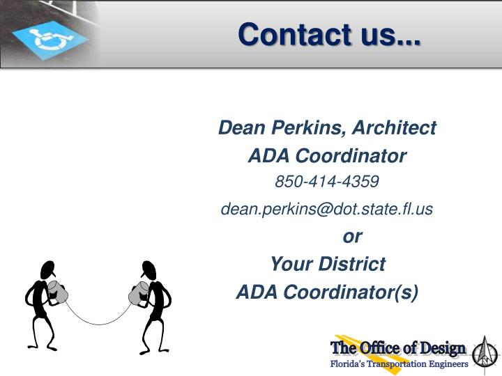 Contact us...