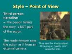 style point of view2