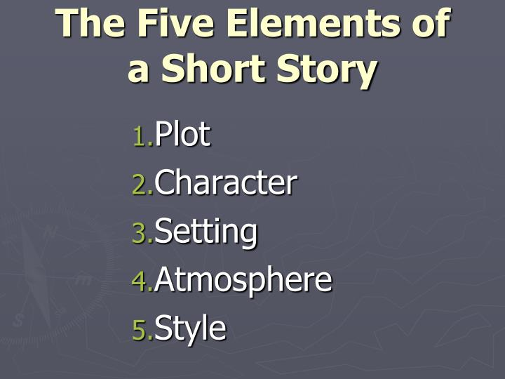 The Five Elements of
