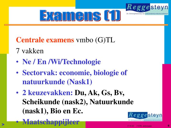 Examens (1)