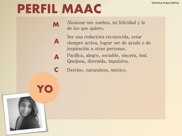 PERFIL MAAC