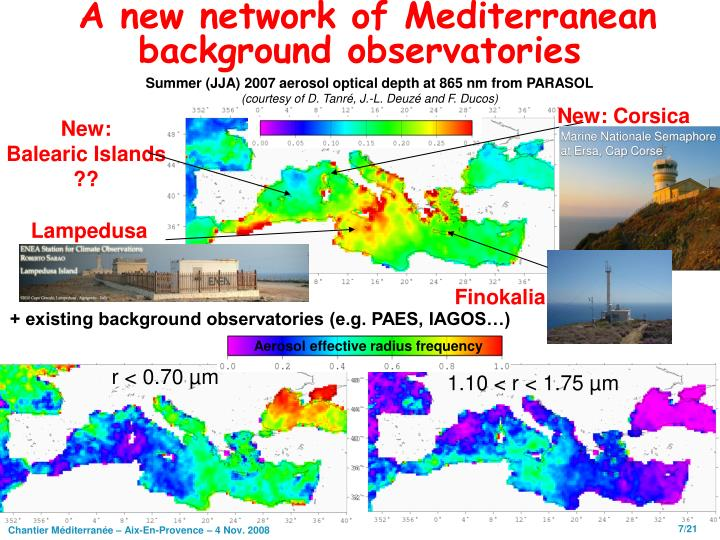 New: Corsica