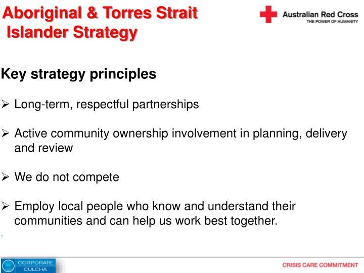 Aboriginal & Torres Strait