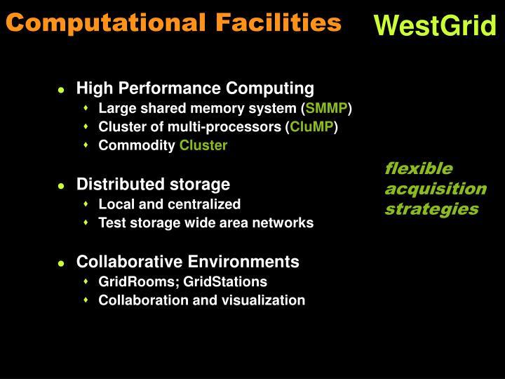Computational Facilities