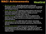 maci achievements