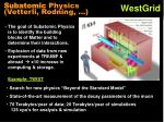 subatomic physics vetterli rodning