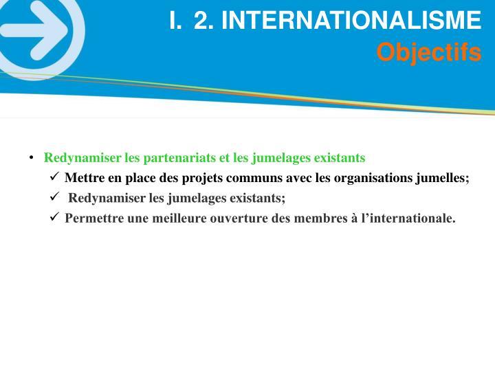 2. INTERNATIONALISME