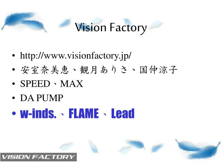 Vision Factory