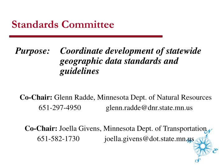 Standards Committee