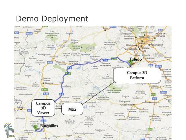 Demo Deployment