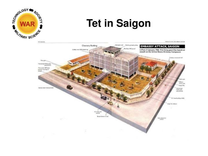Tet in Saigon