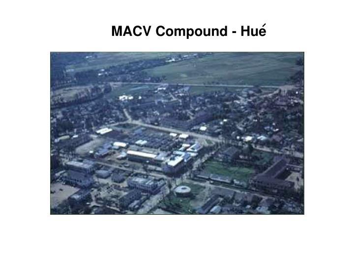 MACV Compound - Hue