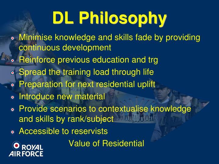 DL Philosophy