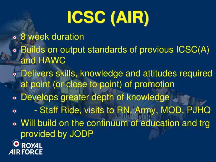 ICSC (AIR)