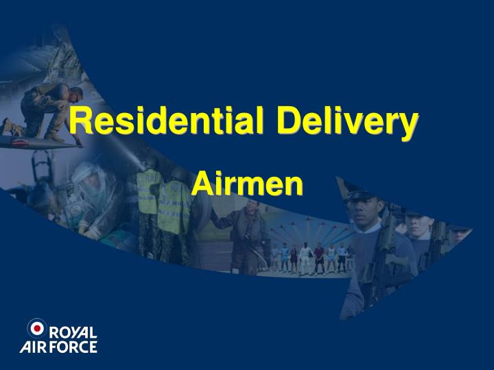Residential Delivery