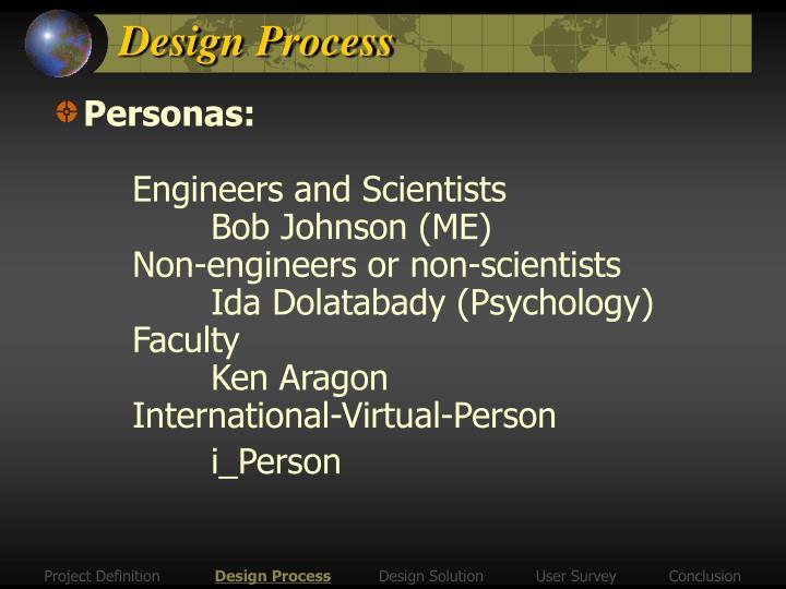 Design Process
