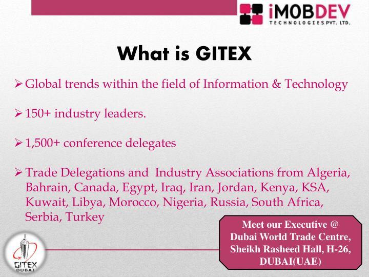 What is GITEX