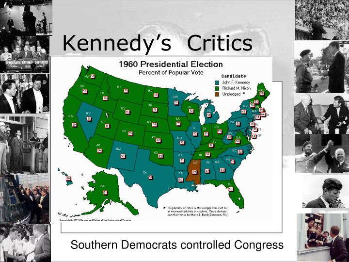 Republicans and Southern Democrats viewed