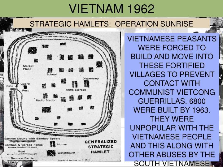 VIETNAM 1962