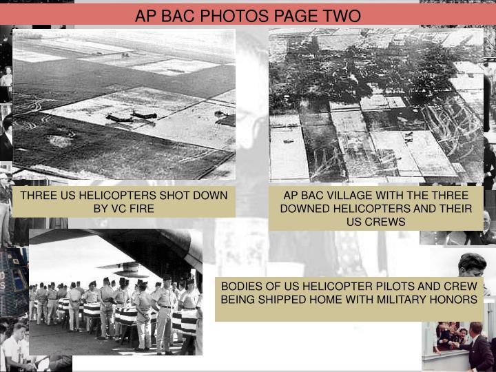 AP BAC PHOTOS PAGE TWO
