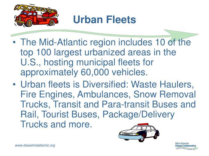 Urban Fleets