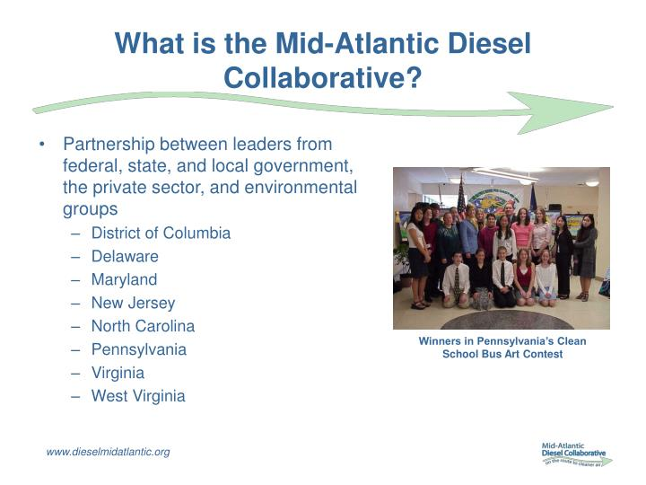 What is the Mid-Atlantic Diesel Collaborative?