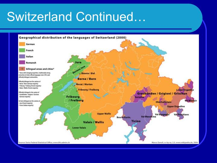 Switzerland Continued…