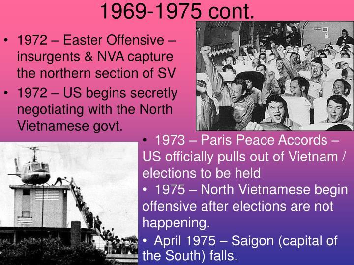 1969-1975 cont.