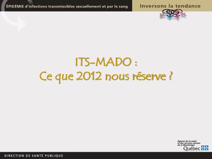 ITS-MADO :