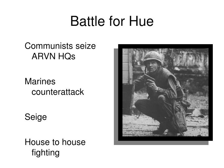 Communists seize ARVN HQs