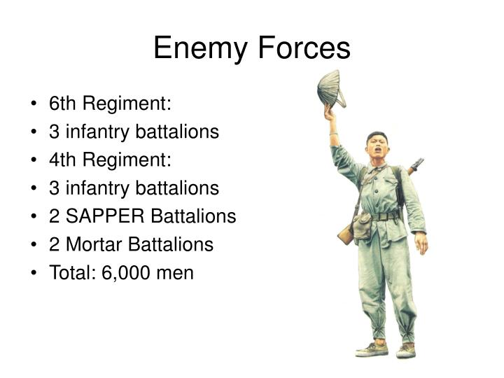 6th Regiment: