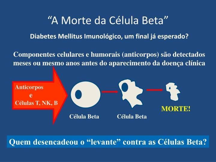 """""""A Morte da Célula Beta"""""""