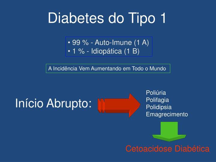 Diabetes do Tipo 1