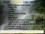 what comval can offer