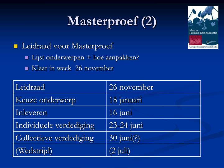 Masterproef (2)