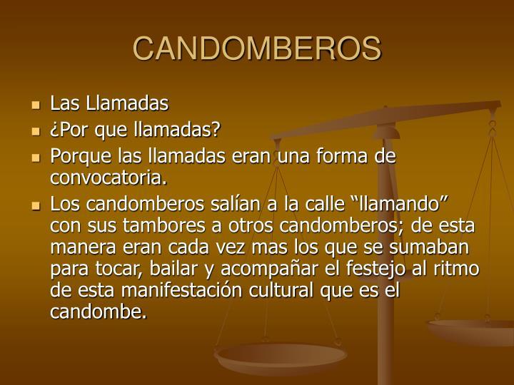CANDOMBEROS